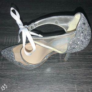 Betsey Johnson Sparkle Stela Dress Pump